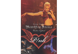 P!nk - P!nk: Live From Wembley Arena [DVD]