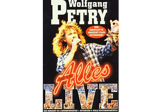 Wolfgang Petry - Alles LIVE - (DVD)