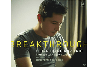 Eldar Djangirov Trio - Breakthrough [CD]
