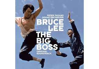 Peter Thomas Sound Orchester - Bruce Lee: The Big Boss [CD]