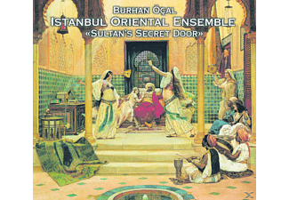 Istanbul Oriental Ensemble - Sultan's Secret Door - (CD)