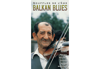 VARIOUS - Balkan Blues-Souffles de L'âme - (CD)
