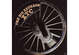 XTC - The Big Express - (CD)