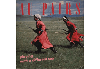 The Au Pairs - Playing With A Different Sex - (CD)