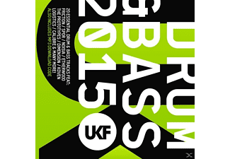 Various - Ukf Drum & Bass 2015 - (CD)