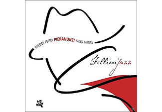 Enrico Pieranunzi - Fellinijazz [2xlp+Cd] - (LP + Bonus-CD)
