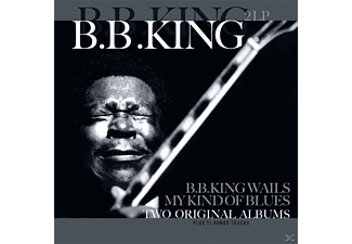 B.B. King - B.B.King Wails/My Kind Of Blues [Vinyl]