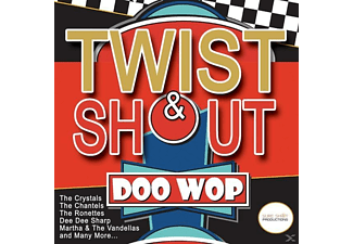 Various - Twist & Shout Doo Wop - (CD)