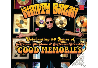 Marty Balin - Good Memories - (CD)