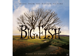 OST/VARIOUS - Big Fish (Danny Elfman) [Vinyl]