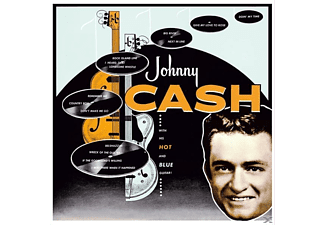Johnny Cash - With His Hot And Blue Guitar - (Vinyl)
