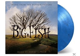 OST/VARIOUS - Big Fish (Danny Elfman)(Ltd Blue, B [Vinyl]