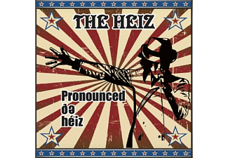 The Heiz - Pronounced De Heiz - (CD)