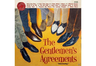 The Gentlemen's Agreements - Understanding! - (CD)