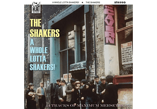 The Shakers - A Whole Lotta Shakers! - (CD)