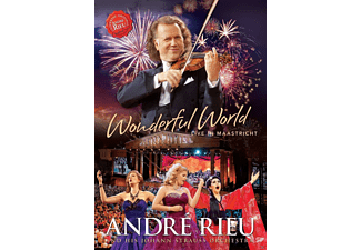 André Rieu Wonderful World - Live in Maastricht DVD