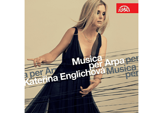 Katerina Englichova, VARIOUS - Musica Per Arpa - (CD)