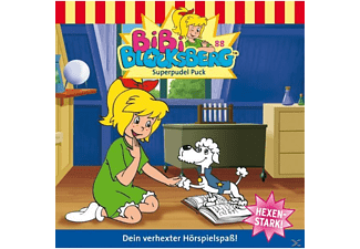 WARNER MUSIC GROUP GERMANY Bibi Blocksberg 88: Superpudel Puck