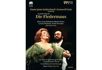 Various Artists - Die Fledermaus - (DVD)