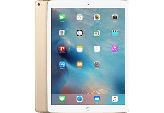 APPLE iPad Pro Wi-Fi+Cellular 256GB Gold - (MLQ82RK/A)