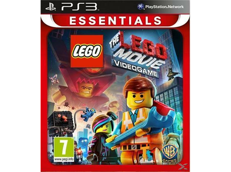 LEGO Movie: The Videogame PlayStation 3