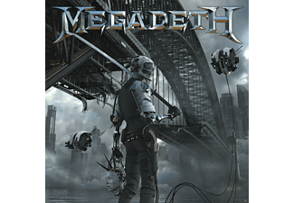 Megadeth -  Threat Is Real [Βινύλιο]