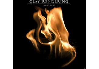 Clay Rendering - Snowthorn [CD]