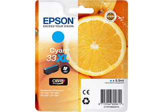 EPSON Original Tintenpatrone Orange Cyan (C13T33624010)