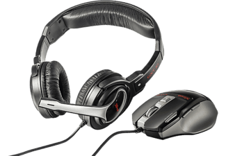 TRUST GXT 249 Gaming Headset & Mus