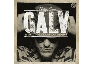 Galv & The Next Generation Family - Ehrenbürg Sessions [CD]