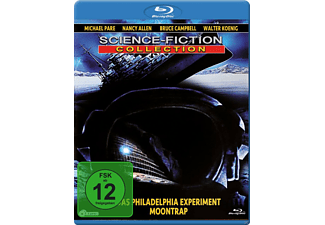Science-Fiction Collection (Das Philadelphia Experiment/Moontrap) - (Blu-ray)