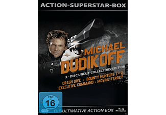 Action - Superstar - Box...Michael Dudikoff - (Blu-ray)