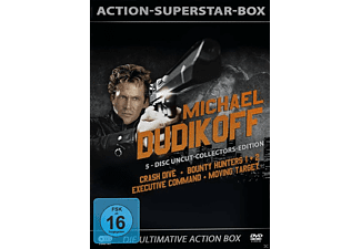 Action - Superstar - Box...Michael Dudikoff - (DVD)