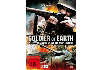 Soldier of Earth - (DVD)