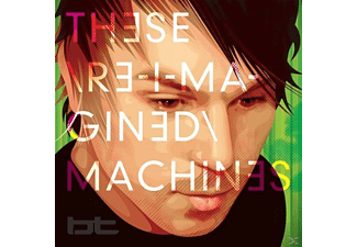 Bt - These Re-Imagined Machines (Deluxe Boxset) - (CD + DVD Video)