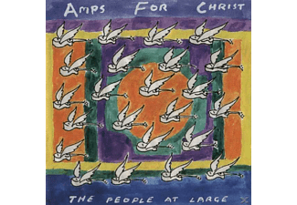 Amps For Christ - The People At Large - (CD)