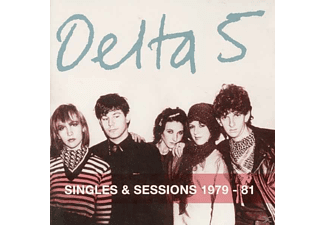 Delta 5 - Singles And Sessions 1979-81 - (CD)
