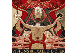Cirith Gorgor - Visions Of Exalted Lucifer - (CD)