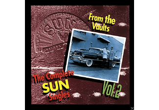 VARIOUS - Vol.2, The Sun Singles   4-Cd - (CD)