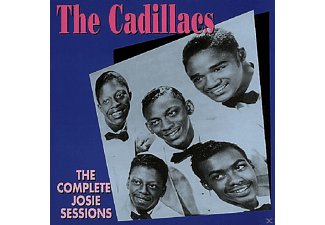 The Cadillacs - The Complete Josie Sessions - (CD)