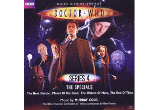 O.S.T., Ost-original Soundtrack - Doctor Who-Series 4-The Specials - (CD)