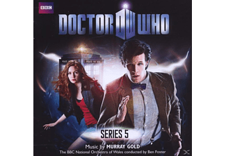 VARIOUS, Ost-original Soundtrack - Doctor Who-Vol.5 - (CD)