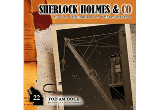 Tod Am Dock-Vol.22 - 1 CD - Thriller