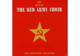 Red Army Choir - Definitive Collection/2cd - (CD)