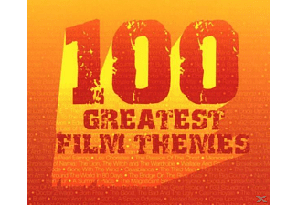 VARIOUS, Ost-original Soundtrack - 100 Greatest Film Themes - (CD)