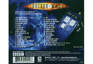 Ost-Original Soundtrack - Doctor Who - (CD)