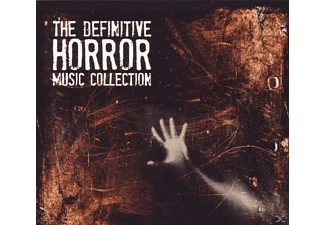 Ost-original Soundtrack - Horror Music Collection - (CD)