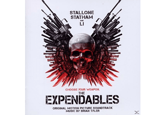 Brian Tyler, Ost-original Soundtrack - The Expendables - (CD)