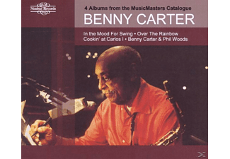 VARIOUS, Benny Carter - Music Masters Vol.1 - (CD)
