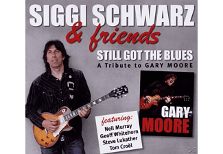 Siggi & Friends Schwarz - Still Got The Blues-A Tribute To Gary Moore - (CD)